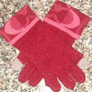 Coach Accessories - Coach Touchscreen Gloves